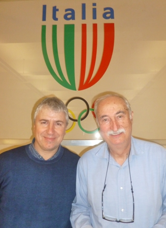 Sandro Tuvo e Stefano Benedetto